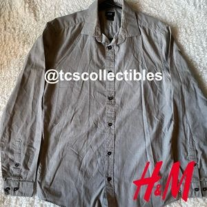 H&M Men's Button Down